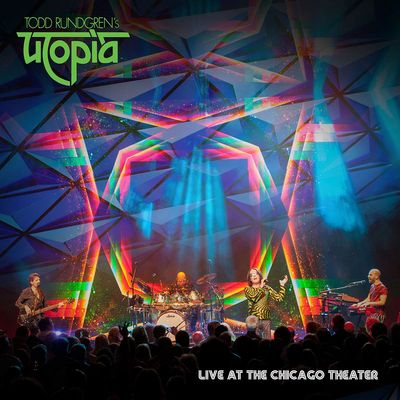 Live At Chicago Theater (DVD + Blu-ray + 2 CDs)