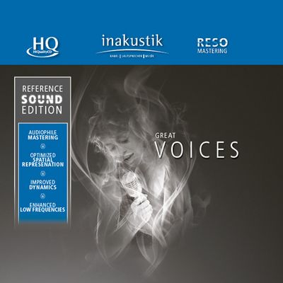Great Voices (HQCD)