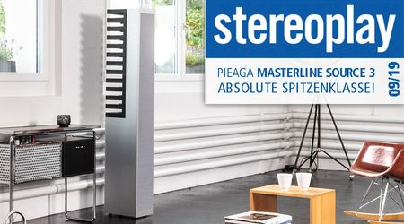 "Piega Master Line Soure 3 | stereoplay 09-2019 ""Absolute Spitzenklasse!"""