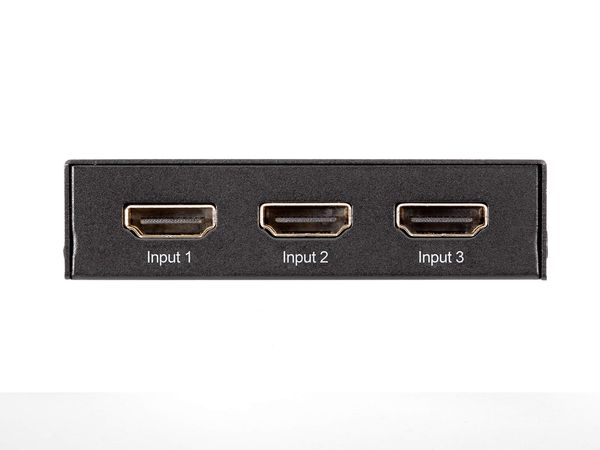 Premium HDMI Switch 3 > 1 High Speed | HDMI 2.0