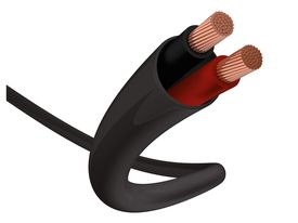 Premium speaker cable |  flame-retardant