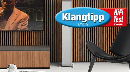 Piega Premium 701 Wireless | Klangtipp - HiFi Test 05-2019