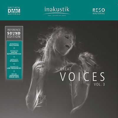 Great Voices, Vol  III (2 LP) - Reference Sound Edition