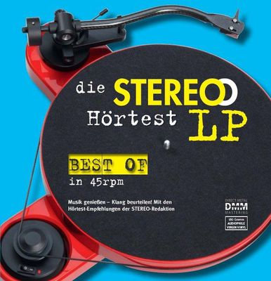 Die Stereo Hörtest Best Of LP (45 RPM)