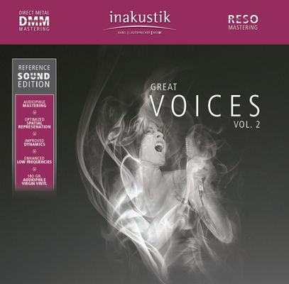Great Voices, Vol. II (2 LP)