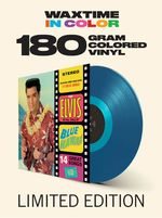 Blue Hawaii (Ltd. 180g farbiges Vinyl)