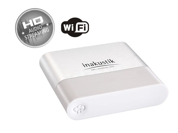 WiFi Audio Streaming-Receiver