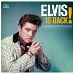 Elvis Is Back! + 4 Bonus Tracks (Ltd. 180g farbiges Vinyl)