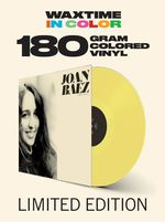 Joan Baez (Ltd. 180g farbiges Vinyl)