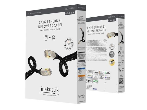 Excellence Network Cable CAT6