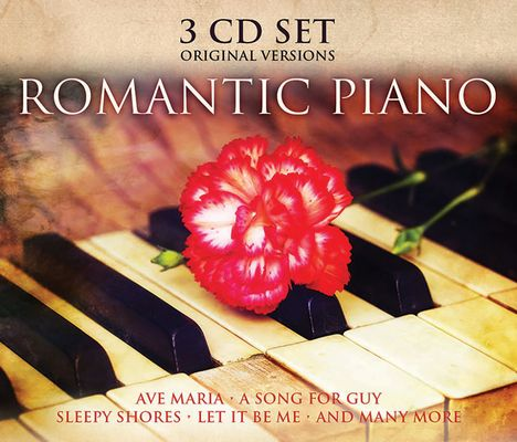 Romantic Piano (3CD)