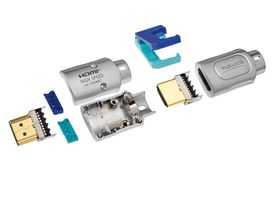 Profi High Speed HDMI Plug IDC