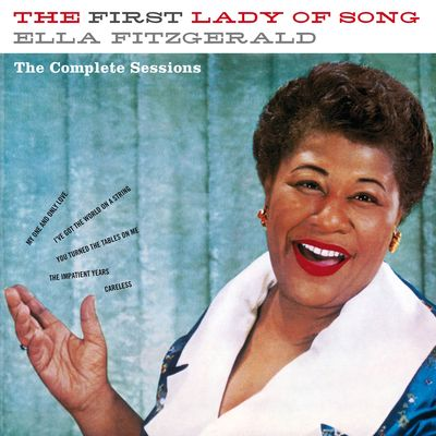 The First Lady Of Song - The Complete Sessions