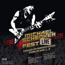 Michael Schenker - Live Tokyo International Forum Hall A