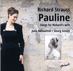 Pauline - Songs For Richard's Wife