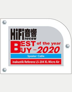 Best Buy of the year 2020 | Referenz LS-204 XL Micro AIR | HiFi Review Magazine
