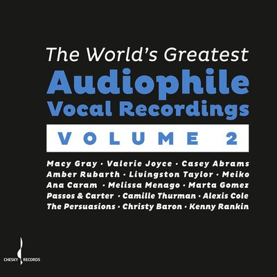 The World's Greatest Audiophile Vocal Recordings Vol  2