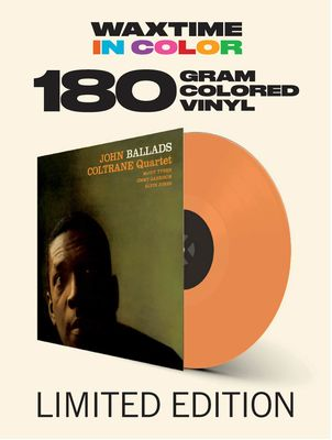 Ballads (Ltd. 180g farbiges Vinyl)