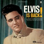 Elvis Is Back + 4 Bonus Tracks (Ltd. Edt 180g Vinyl)