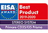 EISA Stereo System 2019-2020: