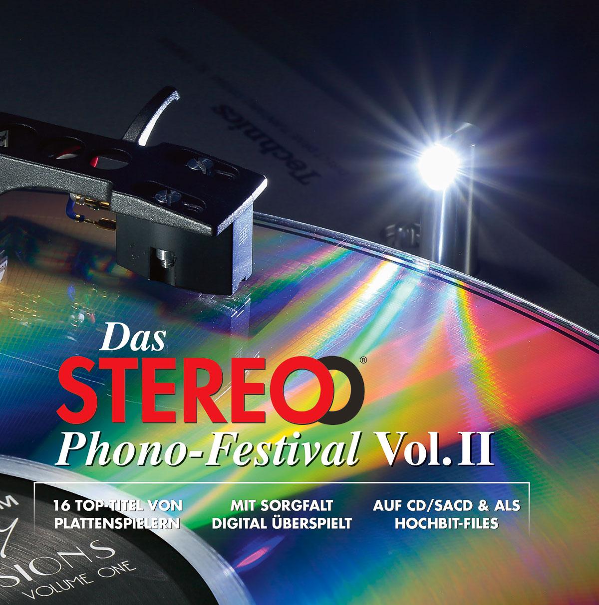 Das Stereo Phono-Festival Vol  2 - Various - Album :: in-akustik