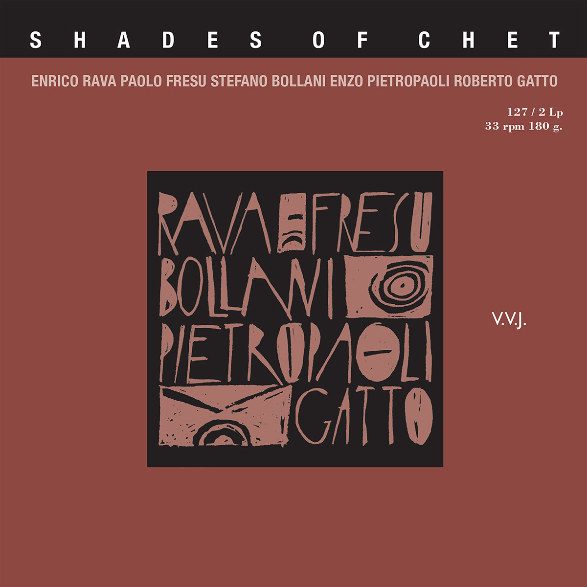 Shades Of Chet	 (Natural Sound Recording)