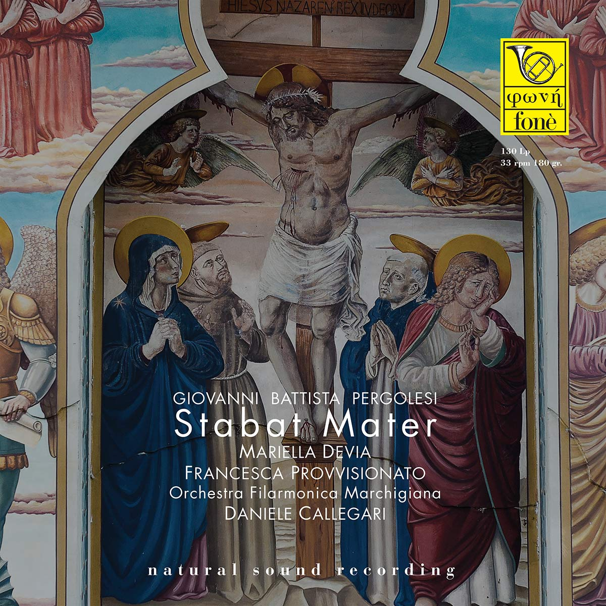 Stabat Mater (Natural Sound Recording)