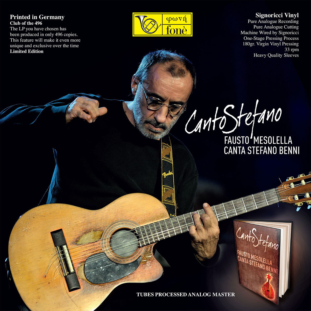 Canto Stefano (Natural Sound Recording)