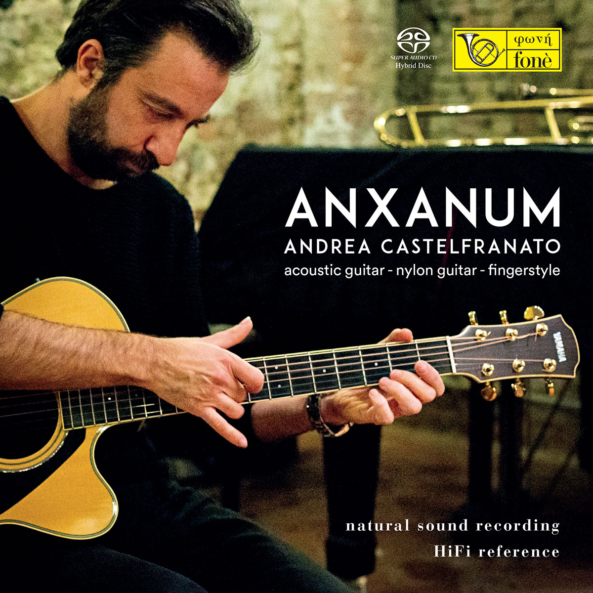Anxanum (Natural Sound Recording)