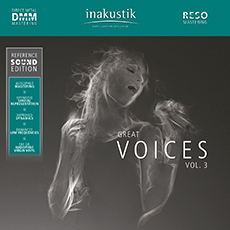 RESO: Great Voices, Vol. III (LP)