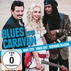 Mike Zito / Vanja Sky / Bernard Allison - Blues Caravan 2018